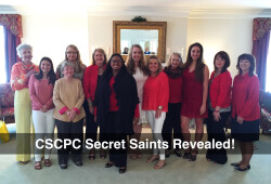 CSCPC Secret Saints Revealed